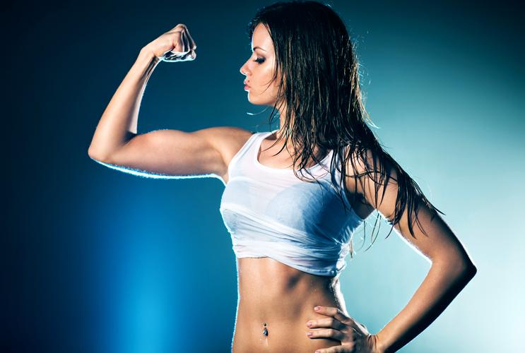 3 exercices pour raffermir les triceps